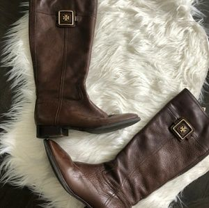 Tory Burch Riding Boots 10.5